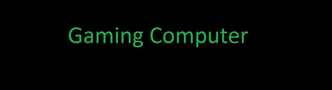 Header für das Thema Ballerspiele PC und Gaming Computer. Eine Übersicht über tolle Computer