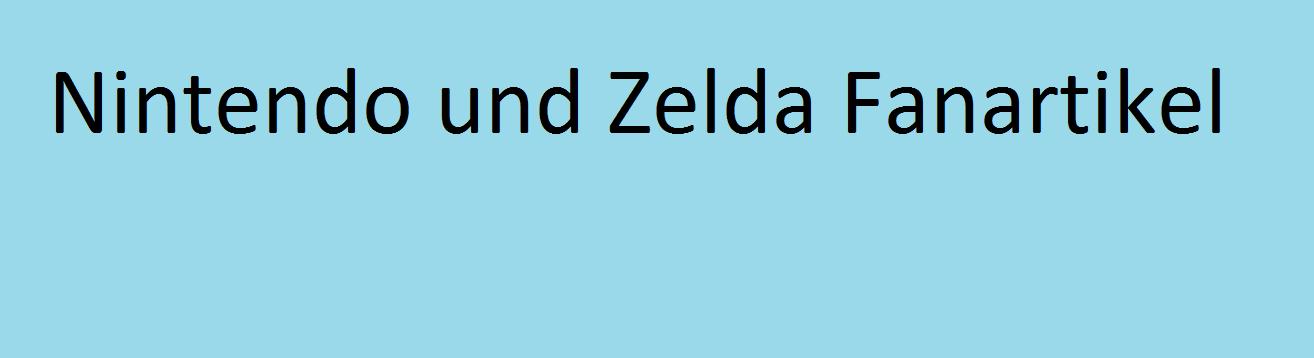 Zelda Merchandise und Nintendo Fan Artikel. Ein Informativer Text über Nintendo Fanartikel