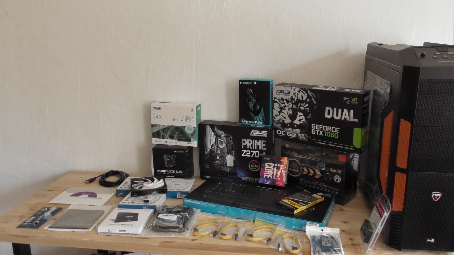 Gaming schreibtisch selber bauen  OnlineGameZone - Gaming Stuhl ✓ Gamer Sessel Vergleich ...