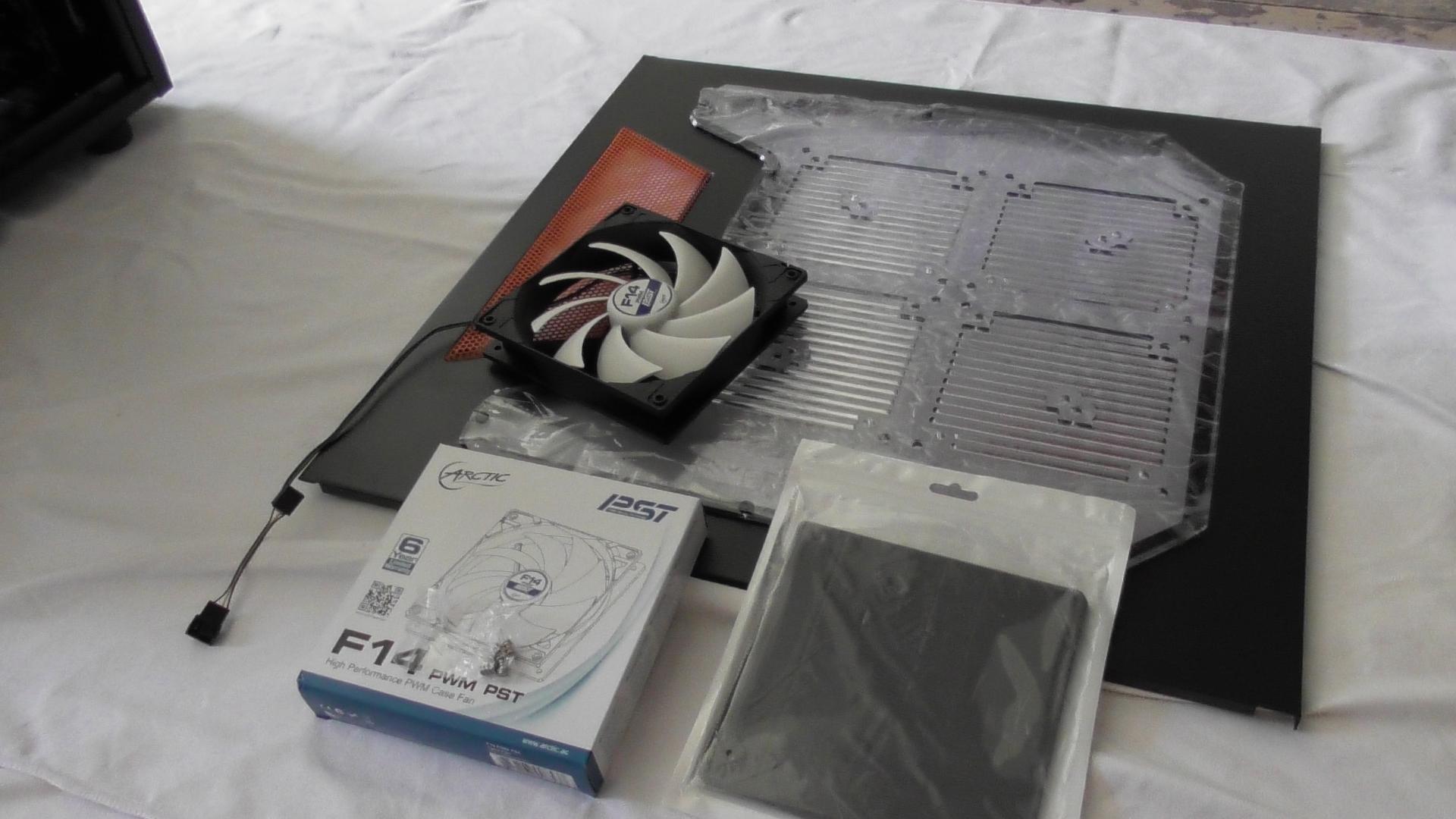 weitere l fter f r den gaming computer onlinegamezone. Black Bedroom Furniture Sets. Home Design Ideas
