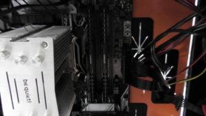 Arbeitsspeicher DDR4 im Slot