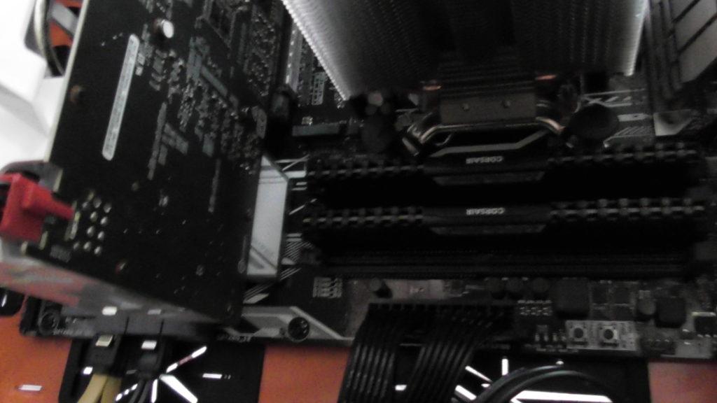 eingebauter DDR 4 Ram